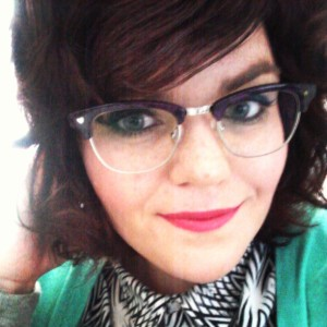 New Glasses - Corrie Kartchner
