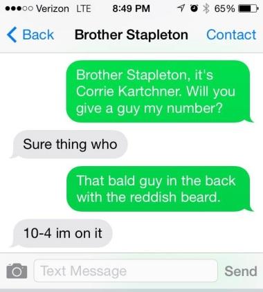Brother Stapleton