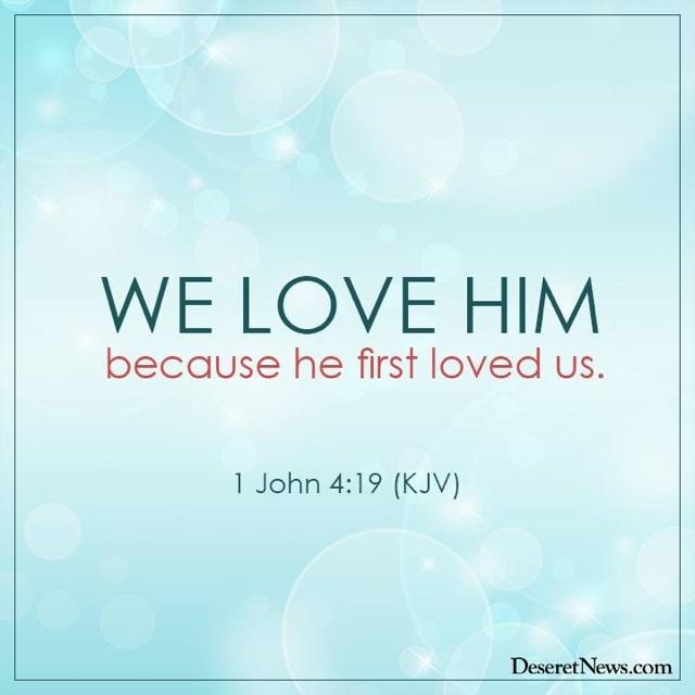 Love Him