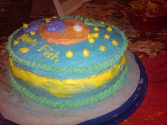 Fish Cake 1